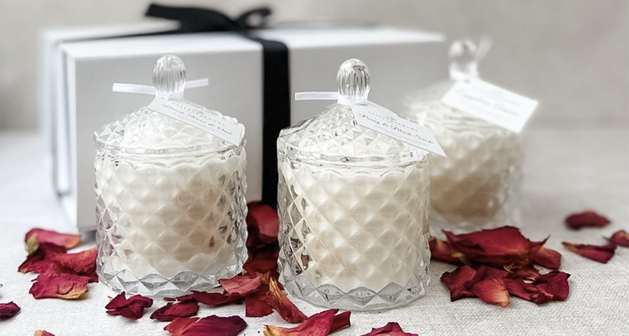 Olive Tree Home Candles